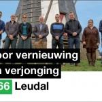 Flyer D66-Leudal